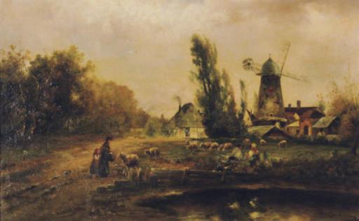 Emil Barbarini (AUSTRIAN, 1855