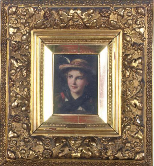 Emma Müller (AUSTRIAN, 1859-19