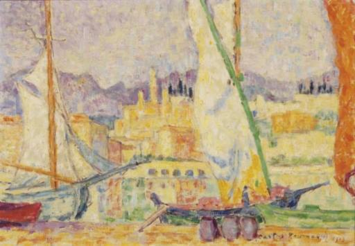 Carlos Reymond (FRENCH, 1884-1