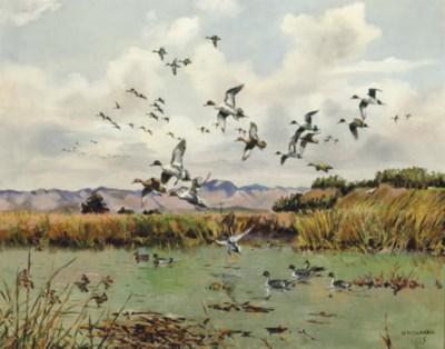 Hugh Monahan (IRISH, 1914-1970