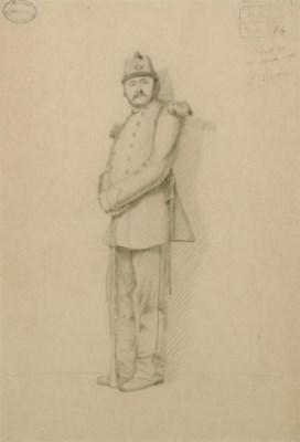 E. Fichon (French, 19th Centur
