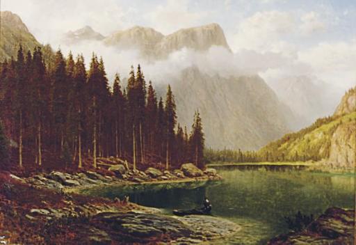 Georg Engelhardt (GERMAN, 1823