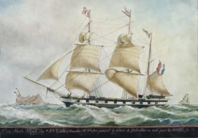 A. Muterse (French, 19th Centu