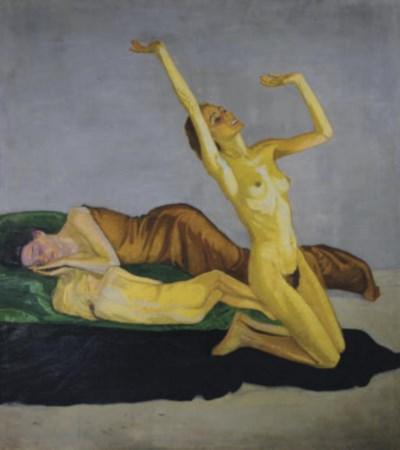 Erwin Lang (AUSTRIAN, 1886-196