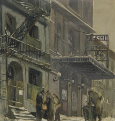 Richard Whorf  (American, 1906
