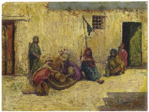 Vincent Manago (French, 1880-1