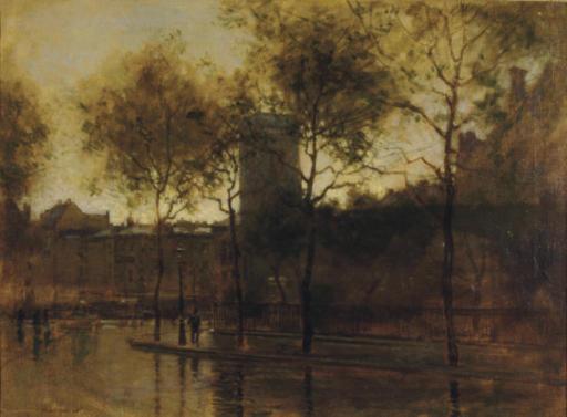 Paul Cornoyer (American, 1864-
