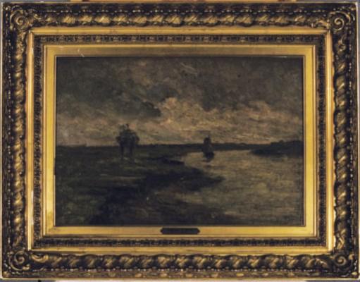 Romain Steppe (BELGIAN, 1859-1
