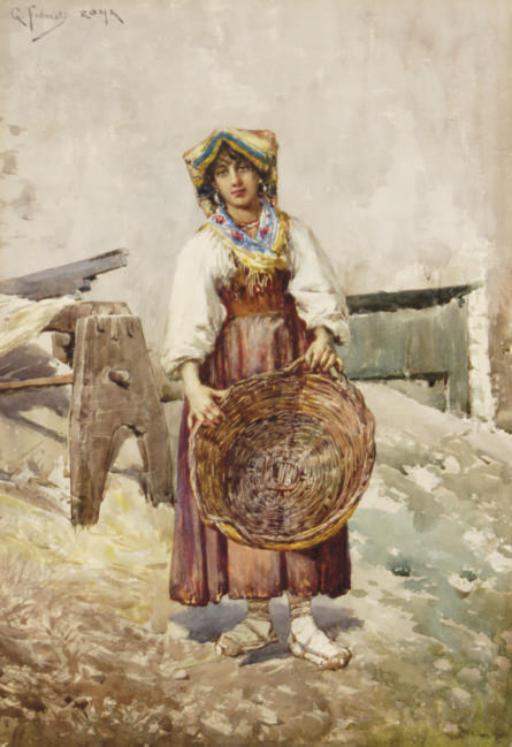 G. Fortunati (Italian, 19th Ce
