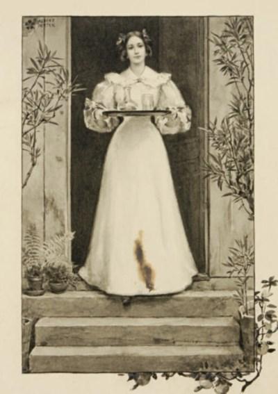 Albert Herter (British, 1871-1