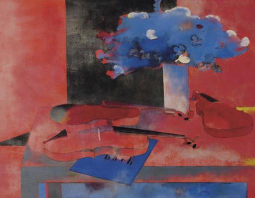 Paul Guiramand (FRENCH, b. 1926)