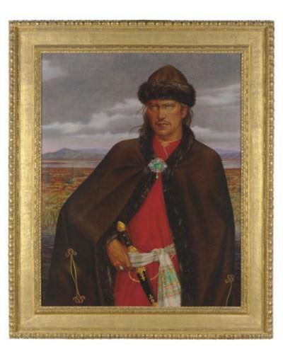 Antoine Tzapoff (French, B. 19
