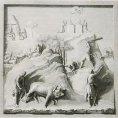 Raphael Morghen (1753-1833)