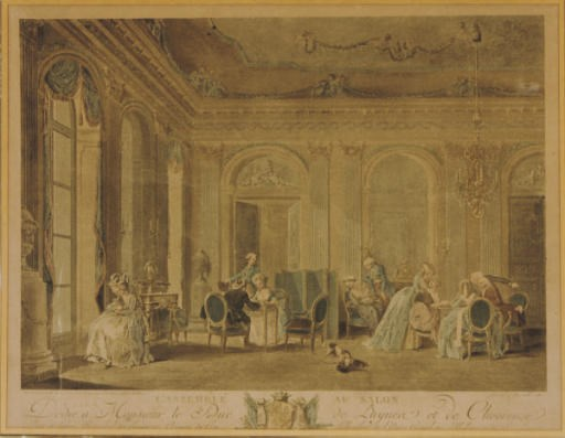 After CHEREAU (ACTIVE 18TH CEN