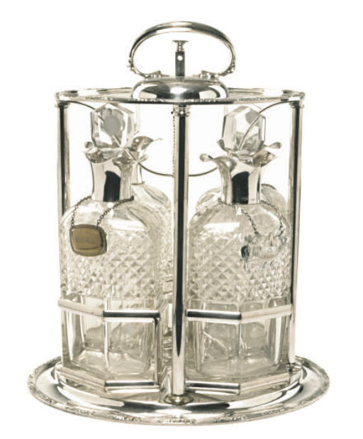 A GEORGE V SILVER AND SILVER-P