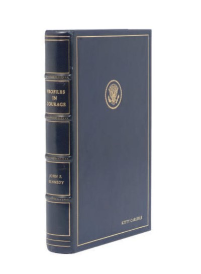 A SPECIAL BOUND LEATHER EDITIO