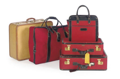 A GROUP OF T. ANTHONY LUGGAGE,
