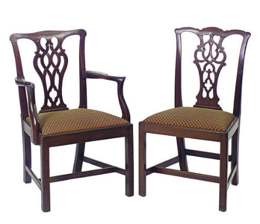 A MATCHED SET OF GEORGE III PR