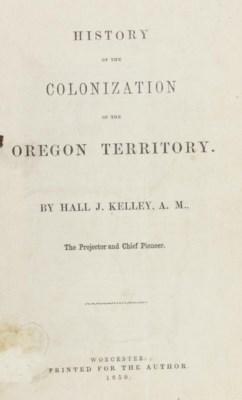 KELLEY, Hall J. History of the