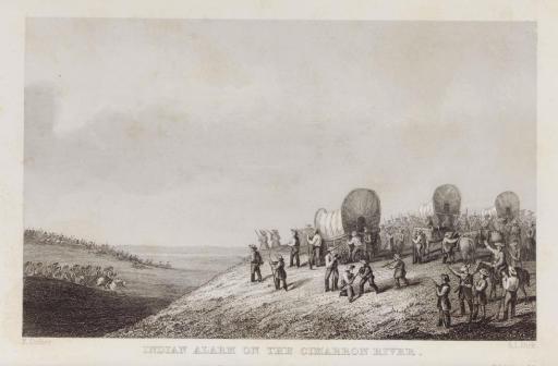 GREGG, Josiah (1806-ca 1850).