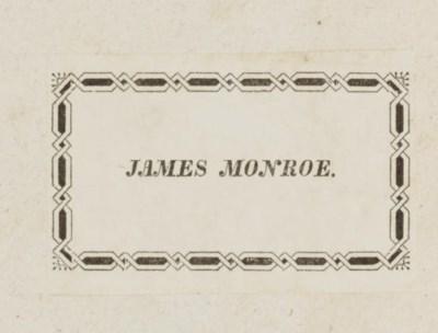[MONROE, James]. NECKER, Jacqu