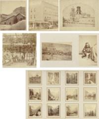"WATKINS, Carleton (1829-1916). ""Arizona & California Illustrated."" [San Francisco], ca 1870s."