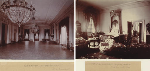 WHITE HOUSE. An archive of dra