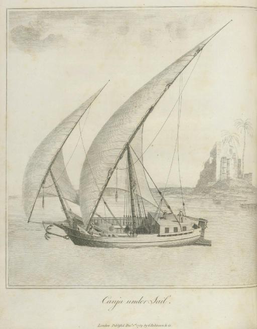 BRUCE, James (1730-1794). Trav