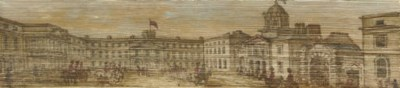 [FORE-EDGE PAINTING]. TRENCH (