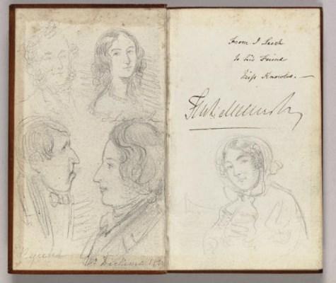 [LEECH, John (1817-1864)]. [DI