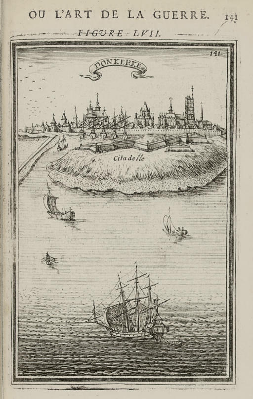 MALLET, Allain Manesson (1630-