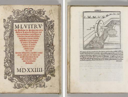 VITRUVIUS POLLO, Marcus. De ar