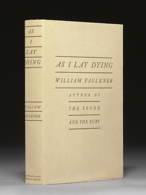 FAULKNER, William (1897-1962).