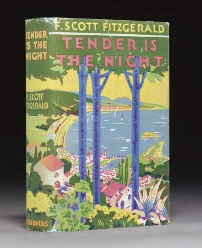 FITZGERALD, F. Scott. Tender i