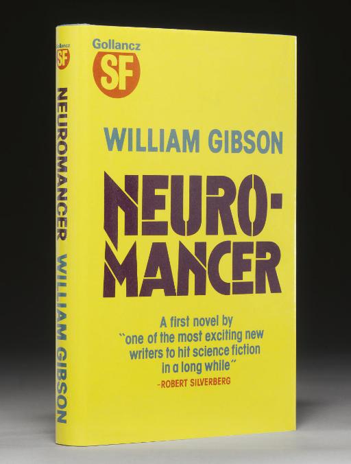 GIBSON, William (b.1948). Neur