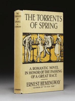 HEMINGWAY, Ernest. The Torrent