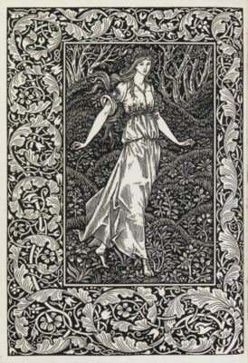 [KELMSCOTT PRESS]. MORRIS, Wil