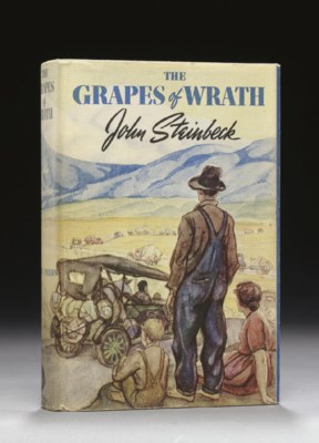STEINBECK, John. The Grapes of