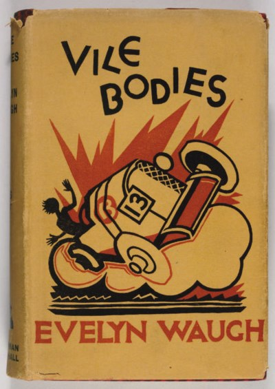 WAUGH, Evelyn (1903-1966). Vil