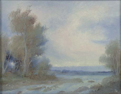 EDWARD DIERS (1871-1947) FOR ROOKWOOD