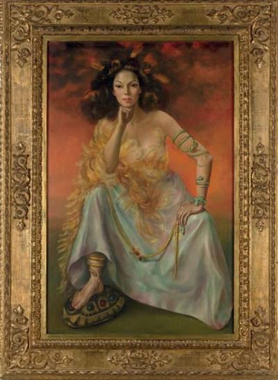 Leonor Fini (Argentinian-Frenc