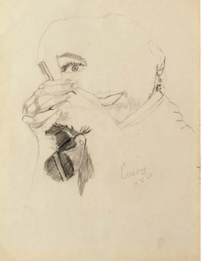 Jose Luis Cuevas (Mexican B. 1