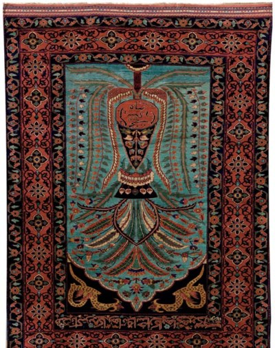 381OUTHWEST PERSIAN DOUBLE SID
