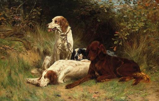 Thomas Blinks (British, 1860-1
