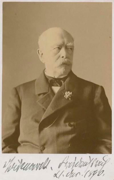 BISMARCK, Otto von (1815-1898)
