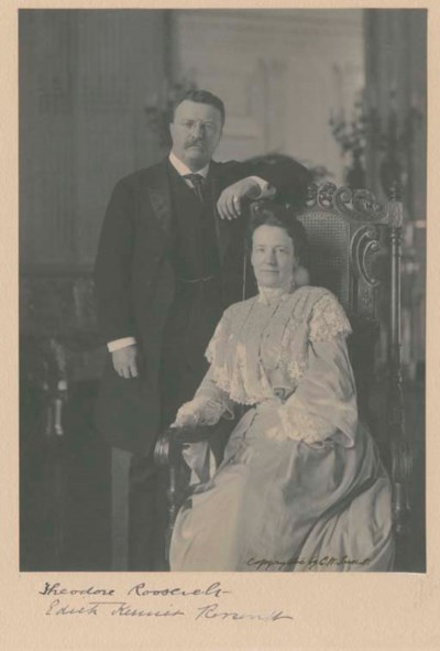 ROOSEVELT, Theodore (1858-1919