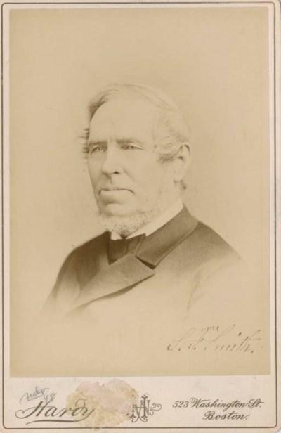 SMITH, Samuel French (1808-189