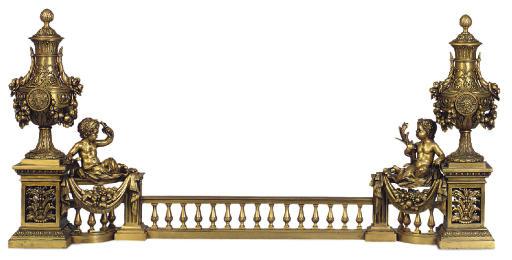 A PAIR OF LOUIS XVI STYLE CHEN