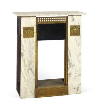 ATTRIBUTED TO JOSEF HOFFMANN (