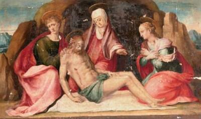 Francesco Brini active Florenc